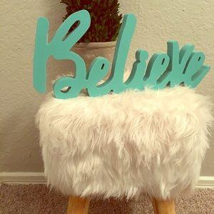 """Believe"""